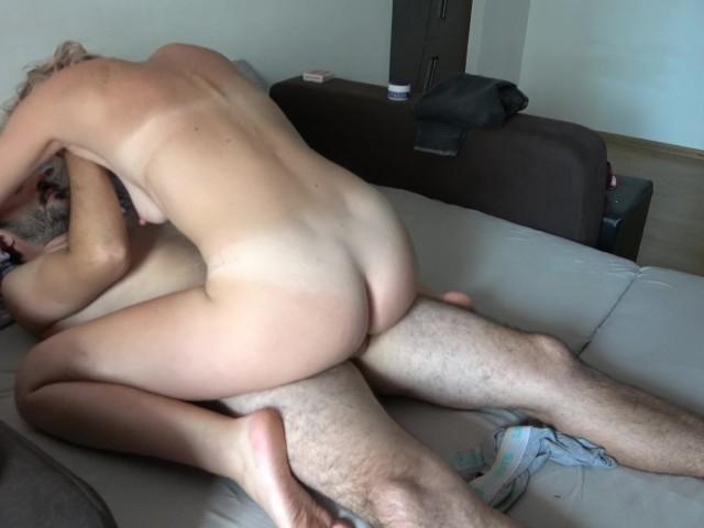 Amateur Buddy Fucks Wife