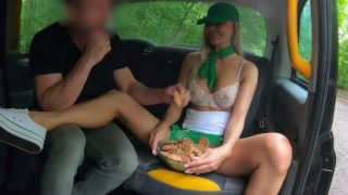 Fake Taxi Porn Videos Red Hot Russian Beauty Sells Cookies Gets Cum On Face