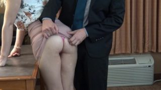 Porn Real Amateur Anal Creampie My New Secretary Part2
