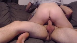 PornReal Amateur Sex Quickie On Couch Home Porn Part2