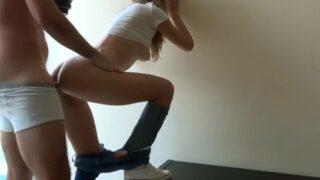 Hot Blonde Gets Hard Anal Sex Homemade Porn Part2